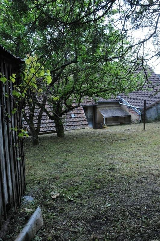 Sale house / villa Barlieu 19000€ - Picture 4