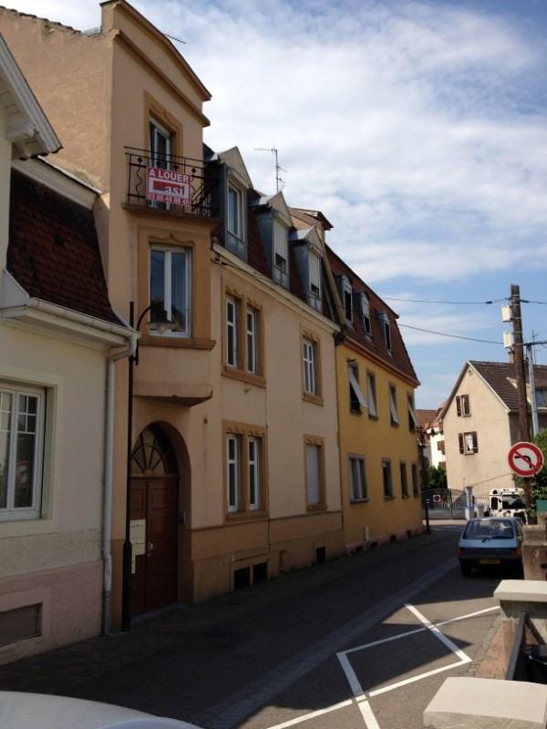 Vermietung wohnung Strasbourg 517€ CC - Fotografie 4