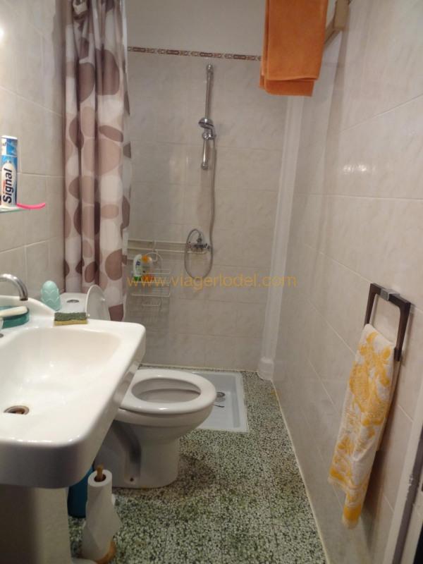 Verkauf auf rentenbasis haus Durban-corbières 32000€ - Fotografie 8