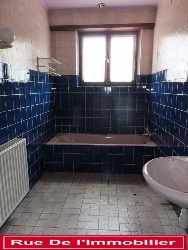 Vente maison / villa Dambach 152900€ - Photo 4