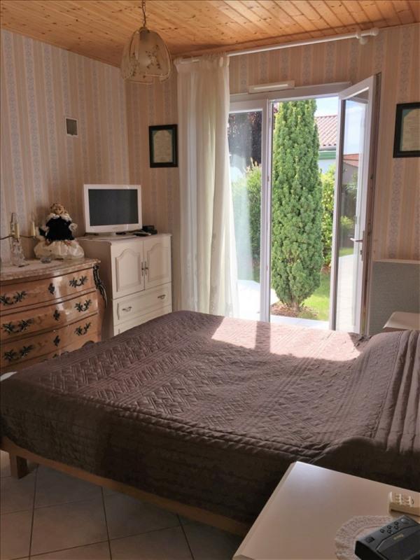 Vente maison / villa St vincent sur jard 286000€ - Photo 7