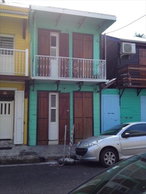 Sale building Pointe a pitre 82500€ - Picture 1