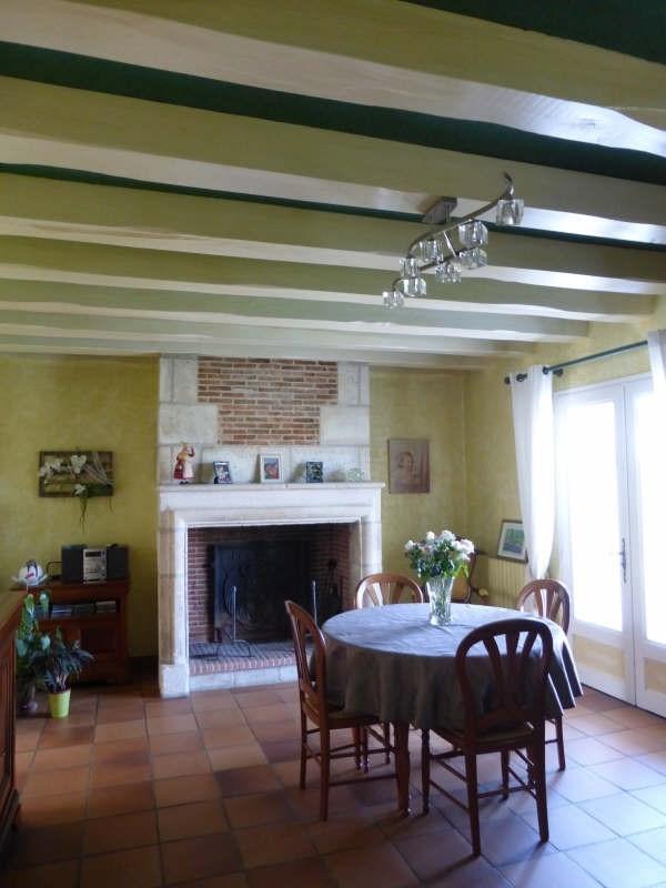 Vente maison / villa Roches premarie andille 269000€ - Photo 4