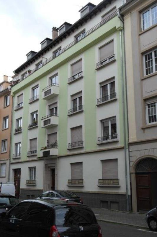 Rental apartment Strasbourg 855€ CC - Picture 6