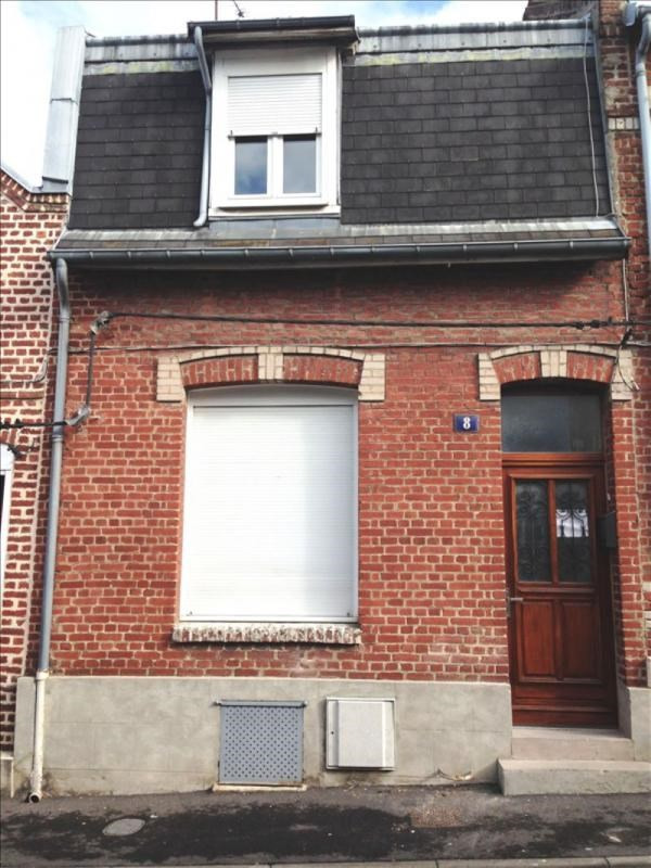 Location maison / villa St quentin 550€ CC - Photo 1