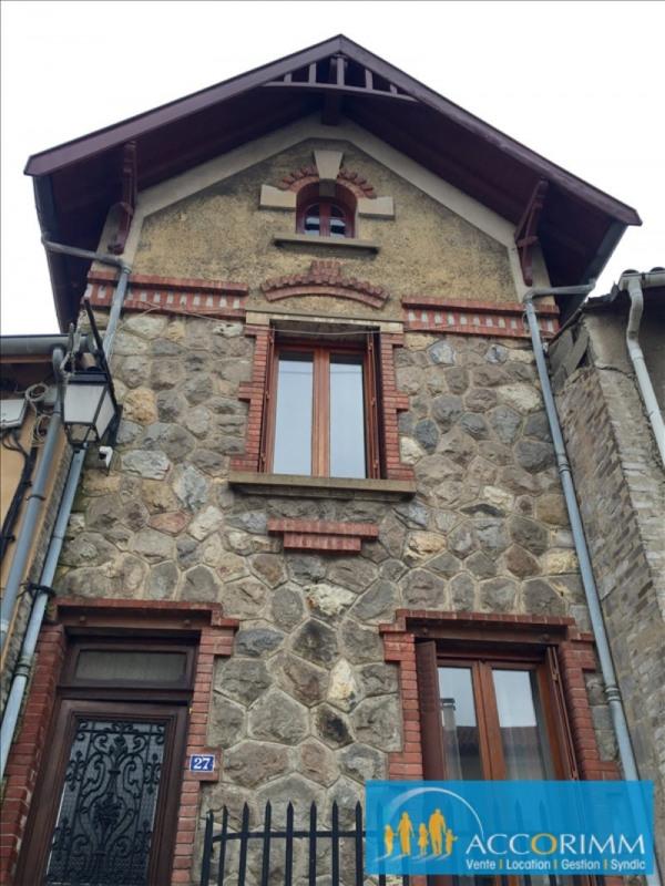 Sale house / villa Ternay 215000€ - Picture 1