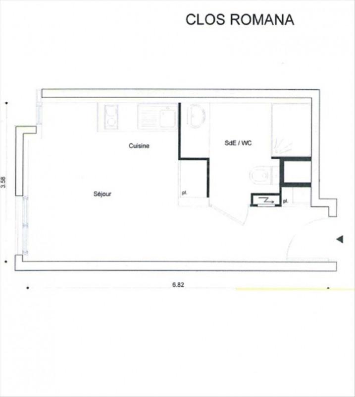 Produit d'investissement appartement Romainville 160000€ - Photo 2