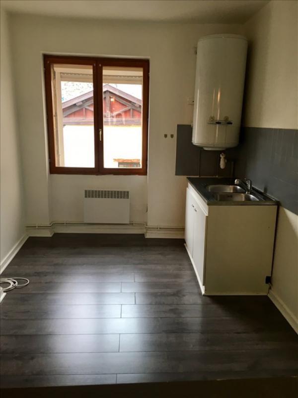 Alquiler  apartamento Bourgoin jallieu 480€ CC - Fotografía 2