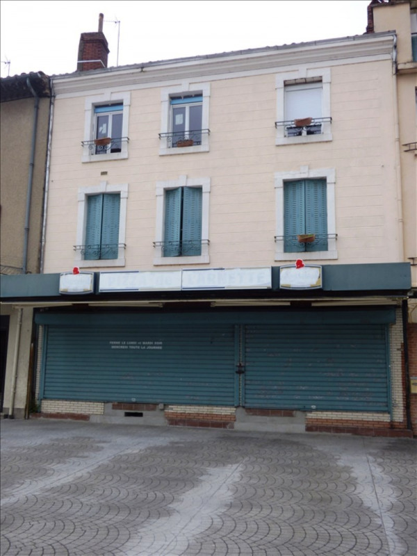 Vente immeuble Mazamet 165 000€ - Photo 1