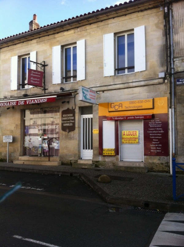 Location bureau Branne 300€ HT/HC - Photo 1