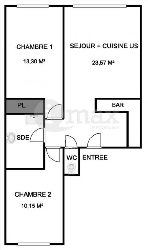 Sale apartment Asnieres sur seine 299200€ - Picture 4