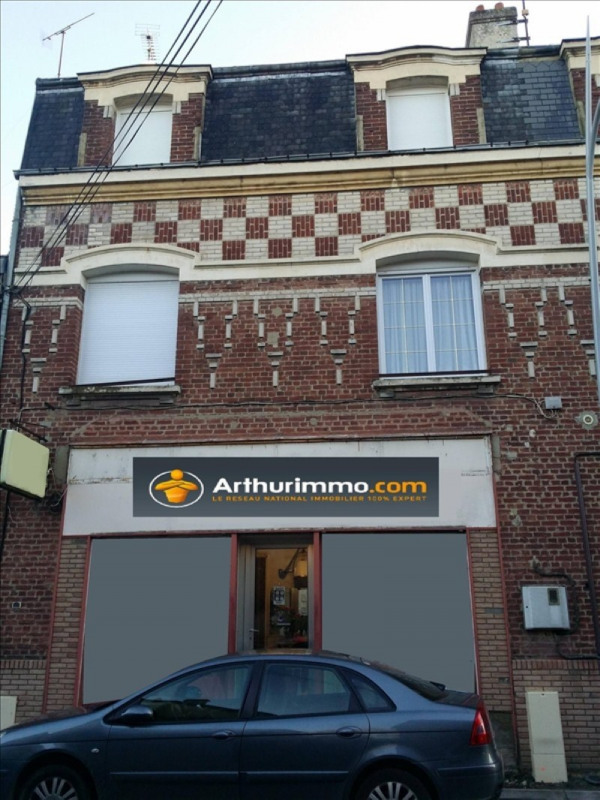 Sale building Tergnier 90 800€ - Picture 1