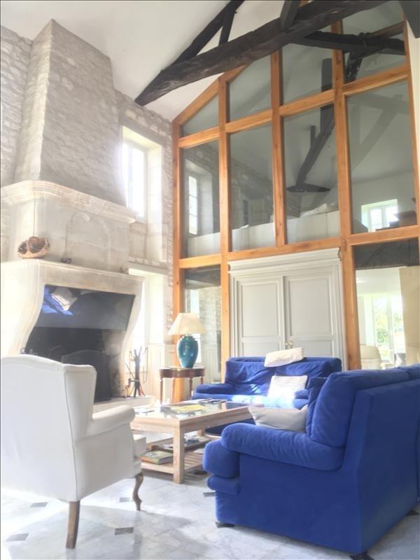Deluxe sale house / villa Brives sur charente 577500€ - Picture 5