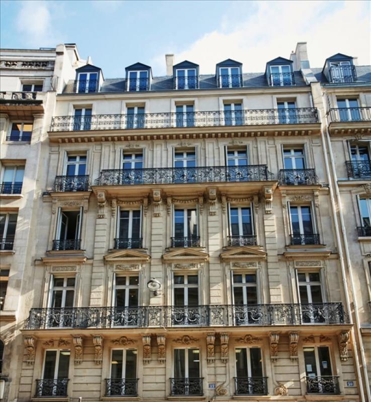 Rental office Paris 8ème 6750€ +CH/ HT - Picture 1