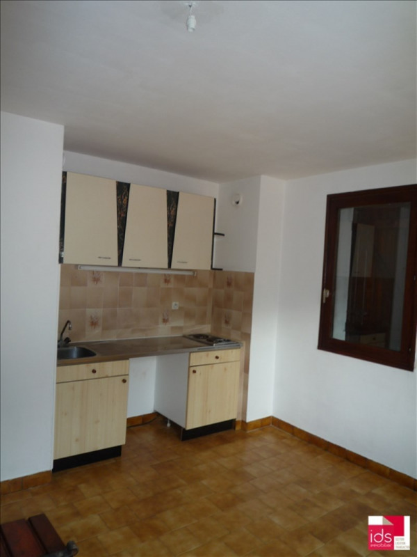 Location appartement Allevard 354€ CC - Photo 1