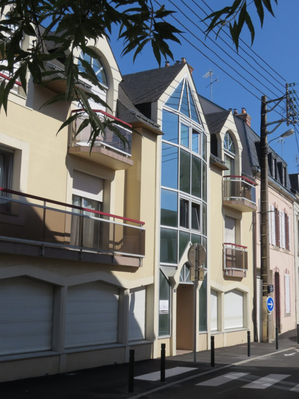 Location appartement Vannes 320€ CC - Photo 1