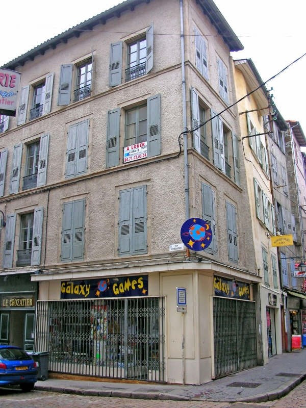 Location appartement Le puy en velay 316,79€ CC - Photo 5