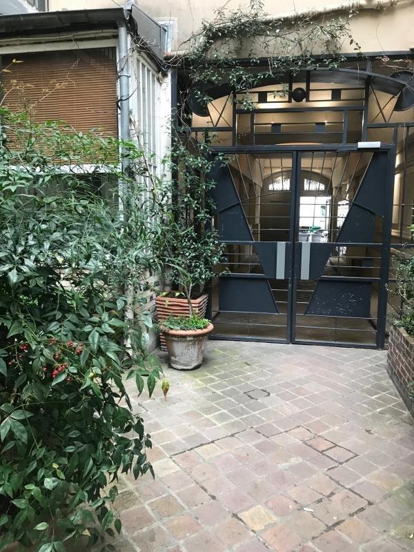 Vente appartement Paris 9ème 555000€ - Photo 1