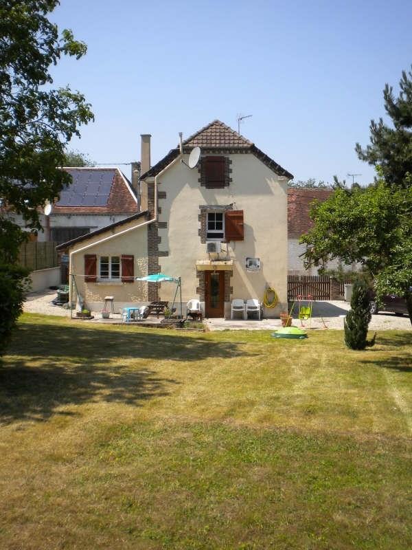 Maison de village Eaux-Puiseaux