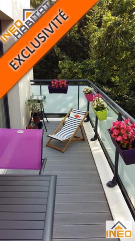 Vente appartement Geveze 181600€ - Photo 2