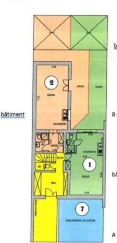 Vente immeuble Antony 660000€ - Photo 2