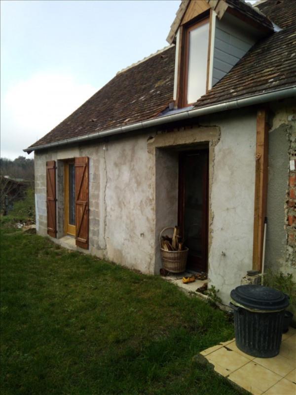 Vente maison / villa St mars de locquenay 68500€ - Photo 1