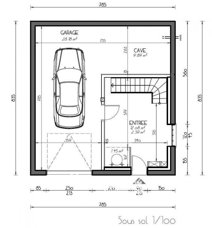 Vente maison / villa Onnion 330000€ - Photo 7