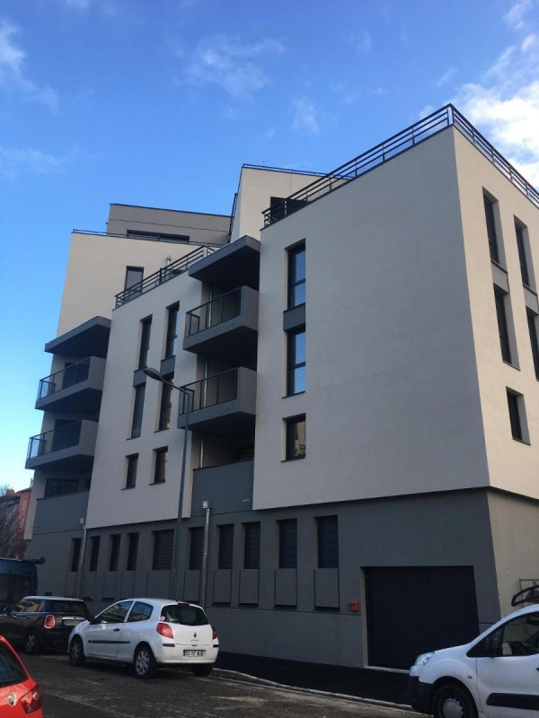 Location appartement Villeurbanne 860€ CC - Photo 1