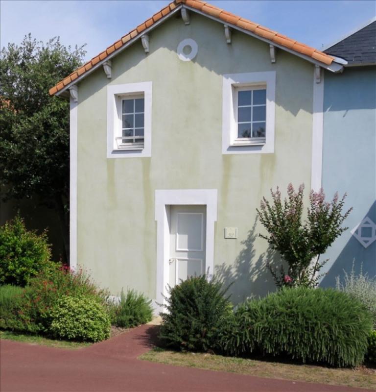 Vente maison / villa Talmont st hilaire 117700€ - Photo 2