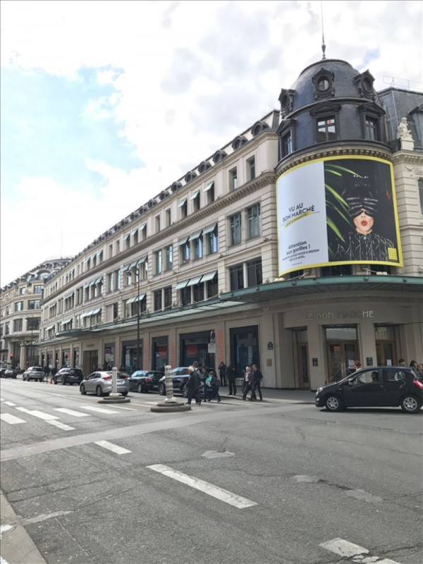 Commercial property sale shop Paris 5ème 224000€ - Picture 1