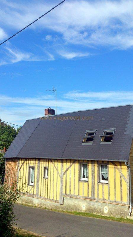 Viager maison / villa Oigny 42000€ - Photo 1