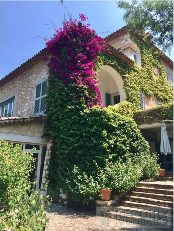 Vente de prestige maison / villa Cagnes sur mer 1260000€ - Photo 2