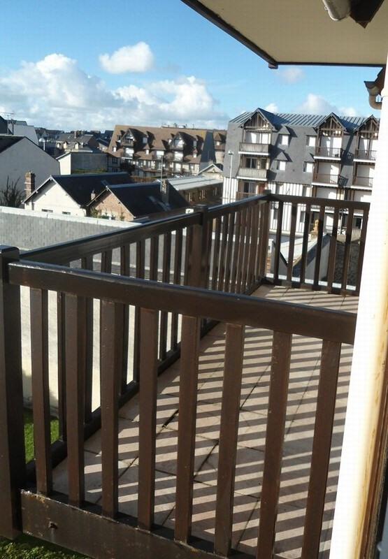Revenda apartamento Deauville 180830€ - Fotografia 1