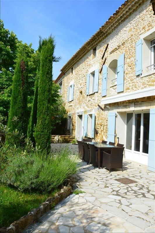Verkoop van prestige  huis Entraigues sur sorgues 575000€ - Foto 9