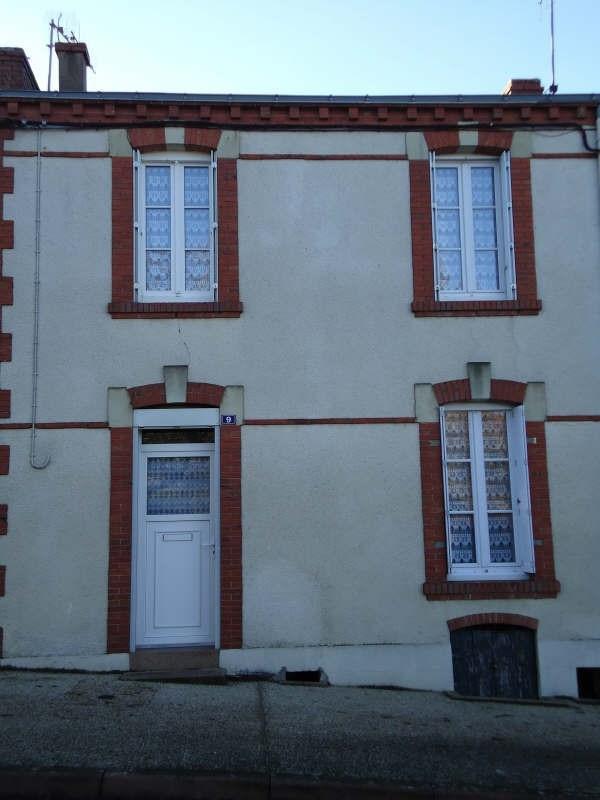 Vente maison / villa St pierre montlimart 44080€ - Photo 1