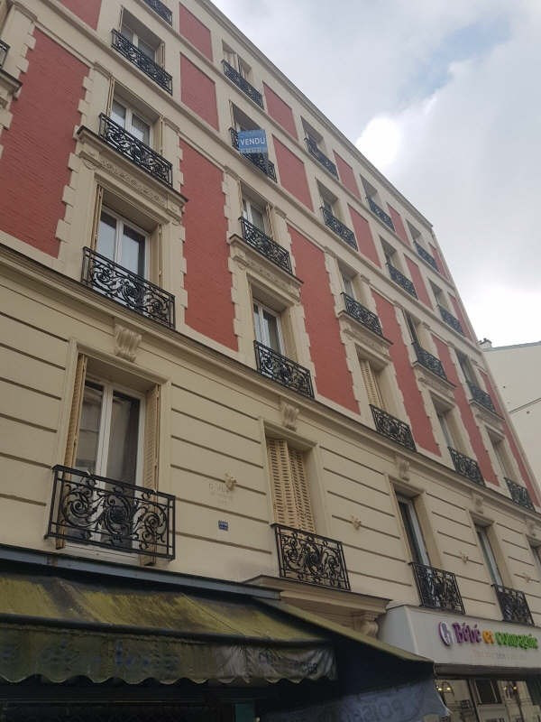 Rental apartment Noisy le sec 900€ CC - Picture 1