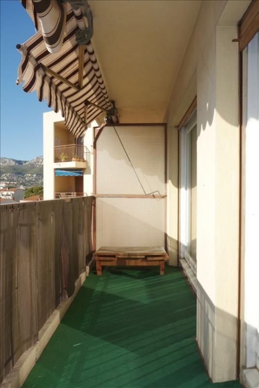 Verhuren  appartement Toulon 738€ CC - Foto 2