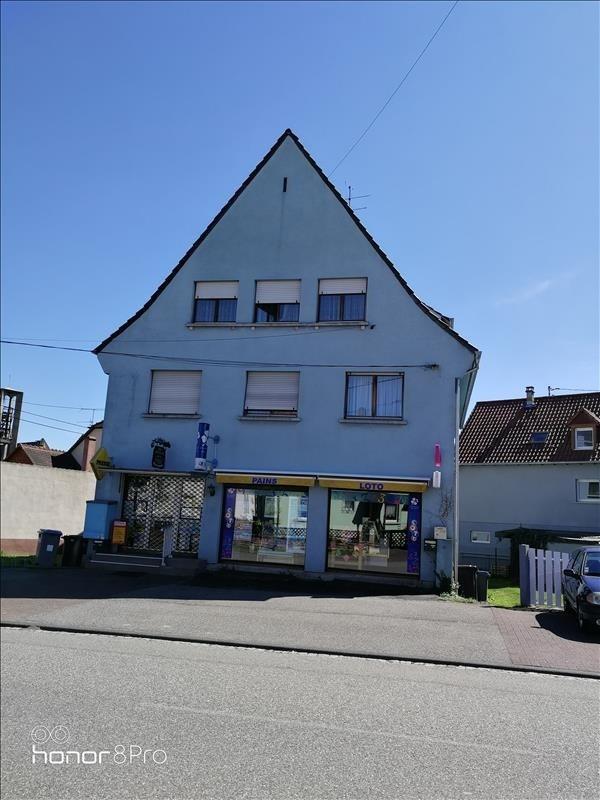 Sale apartment Seltz 122500€ - Picture 1