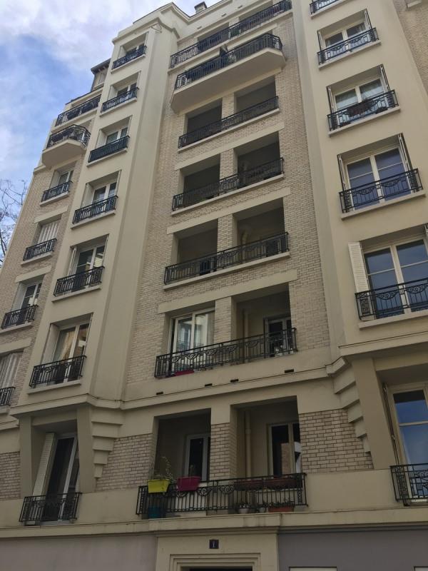 Rental apartment Asnieres sur seine 950€ CC - Picture 1