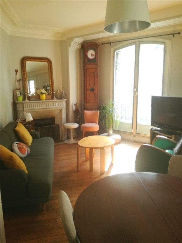Rental apartment Clichy 1 550€ CC - Picture 2