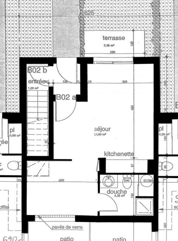 Location appartement St remy les chevreuse 736€ CC - Photo 1