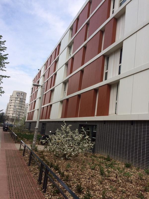 Vente appartement Villeneuve-la-garenne 160000€ - Photo 1