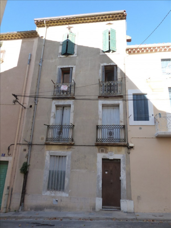 Sale building Beziers 117 000€ - Picture 1