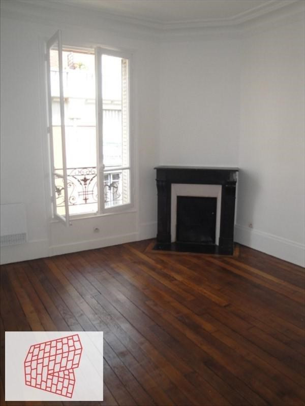 Location appartement Asnières sur seine 840€ CC - Photo 1
