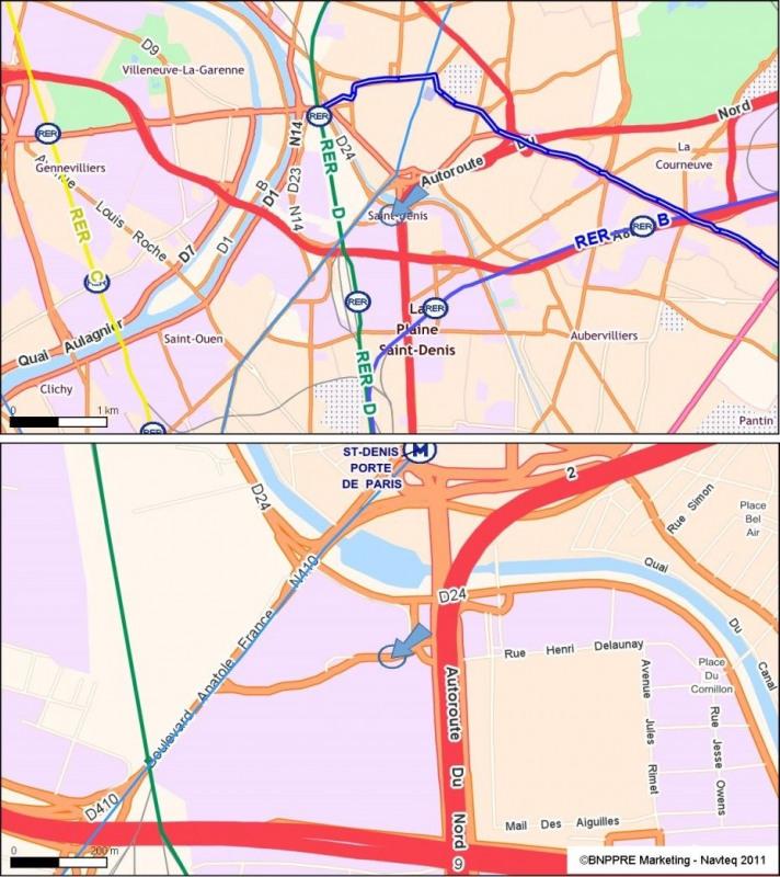Location Bureau Saint-Denis 0