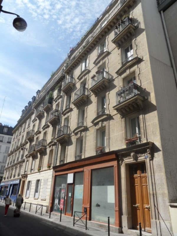 Rental apartment Paris 5ème 940€ CC - Picture 1