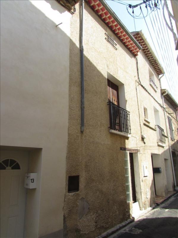 Sale house / villa Villeneuve les beziers 57000€ - Picture 1
