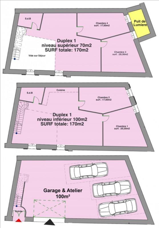 Vente appartement Belgentier 295500€ - Photo 4