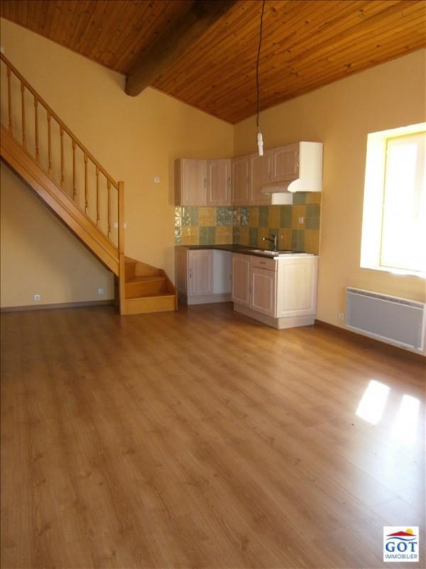Rental apartment St laurent de la salanque 480€ CC - Picture 2