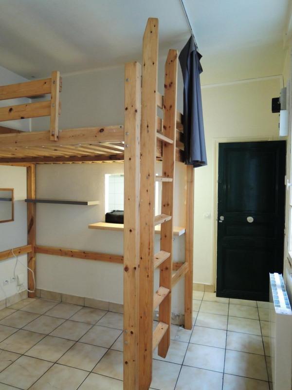 Rental apartment Paris 2ème 670€ CC - Picture 2